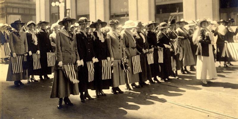 CA Suffrage