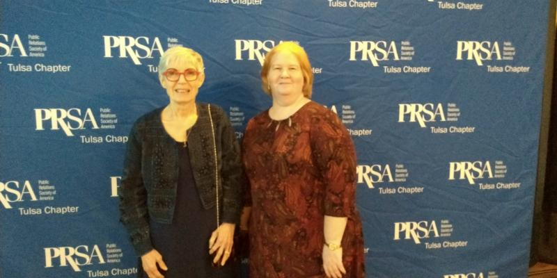 Tulsa LWV won a Tulsa PRSA Silver Link Award for the 2018 Voter Guide