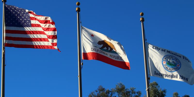 Mission Viejo Flags
