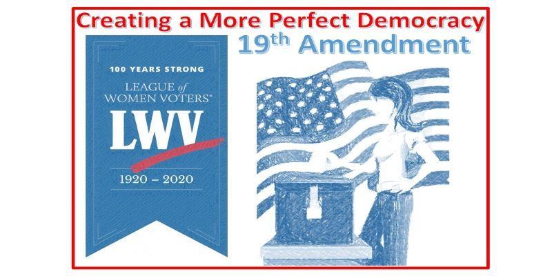 19th Amendment image lwv