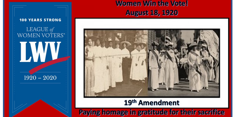 WomenWin Vote 1920 image