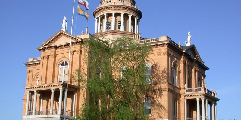 Historic Placer County Courthouse