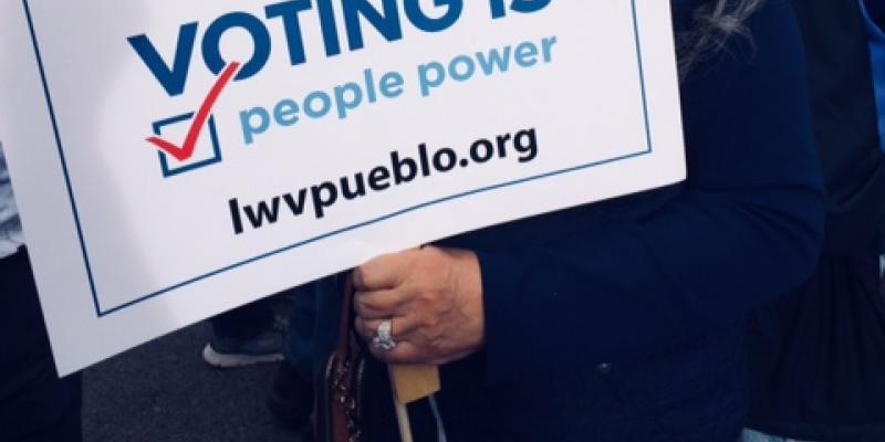 women voter