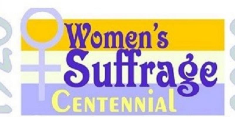 Womans Suffrage 100 Year Anniversary