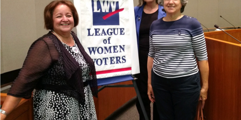 League educators and registration leaders