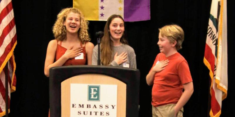 """Power of the Vote"" Essay Winners"