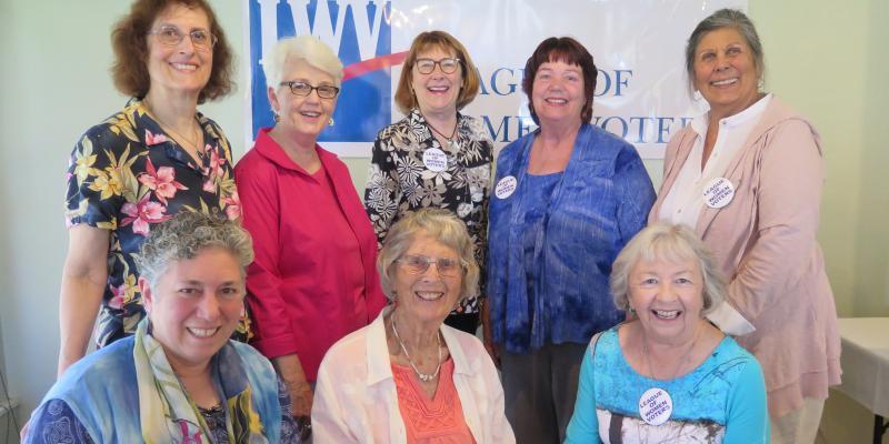 LWVSCC Board June 2019