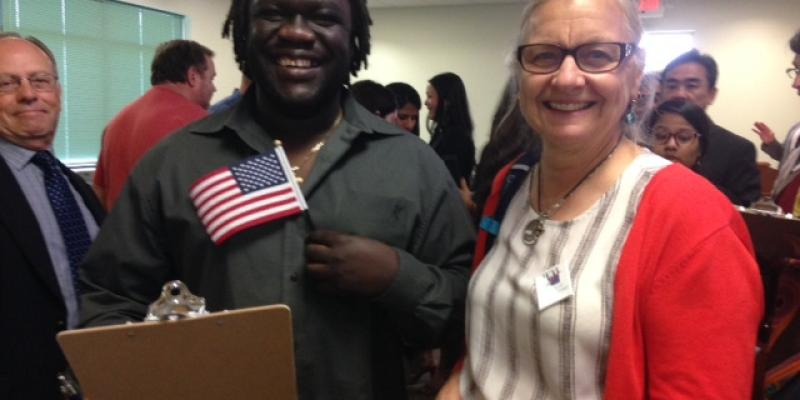 Registering Naturalized Citizens to Vote