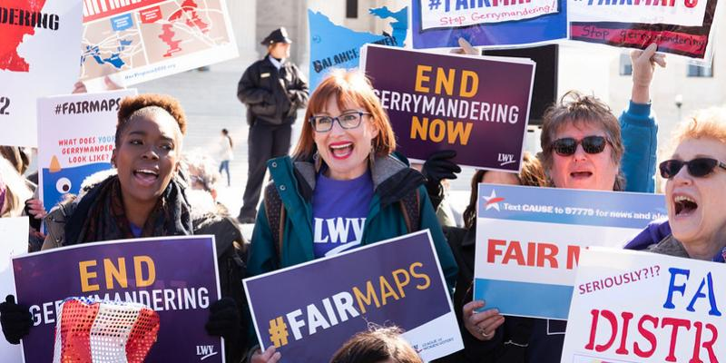 March to End Gerrymandering