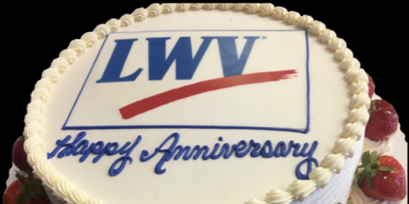 LWV 100th