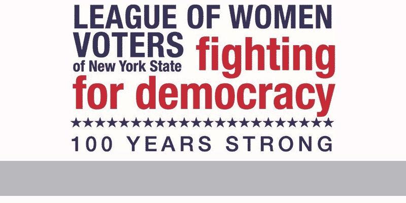 100th Anniversary of the League of Women Voters of the Syracuse Metro Area