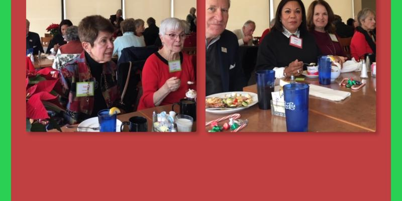 LWV 2018 statewide holiday luncheon