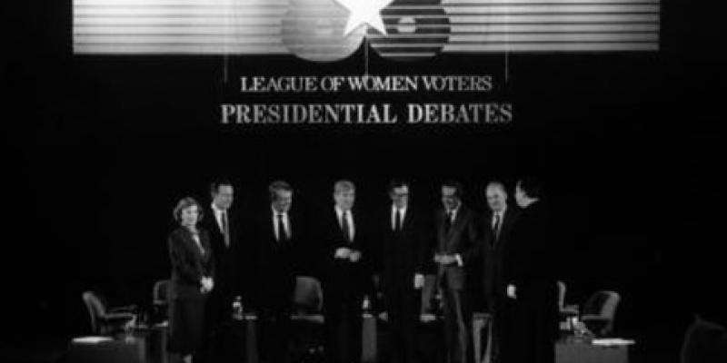 1988 Presidential Debate