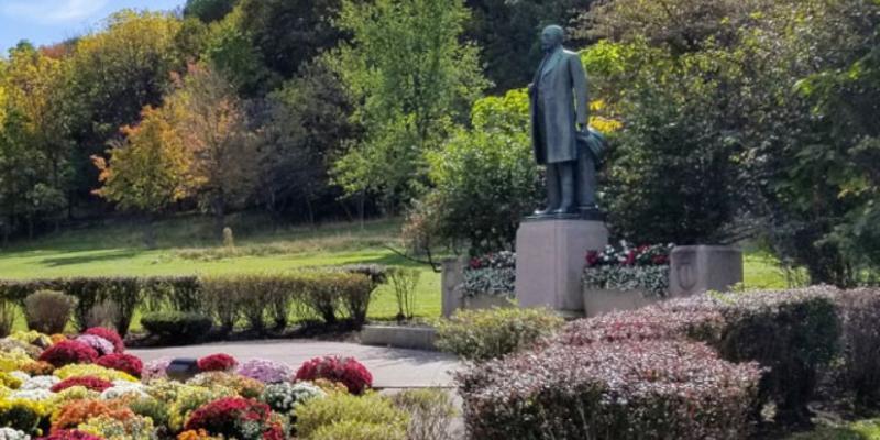 utica memorial parkway roscoe conkling