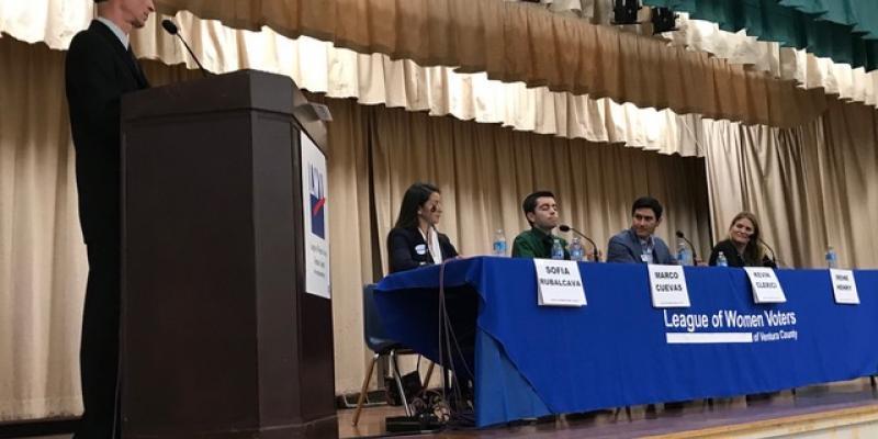 Candidates Forum Ventura #1 Sept 20, 2018