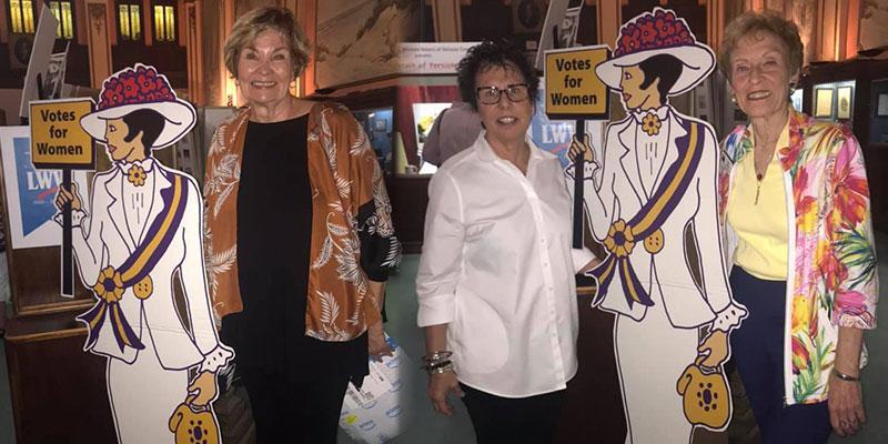LWVVC celebrates LWV Centennial