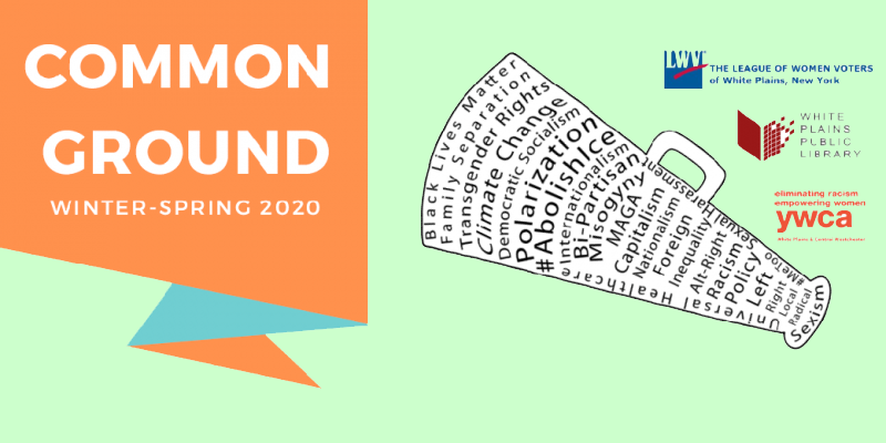 Common Ground 2020 Banner Background
