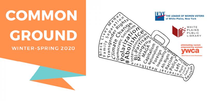 Common Ground 2020 Banner