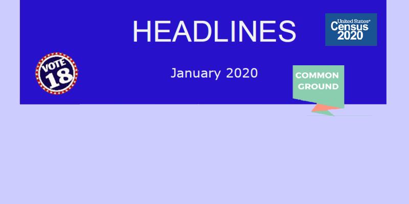 Headlines January 2020 Revised