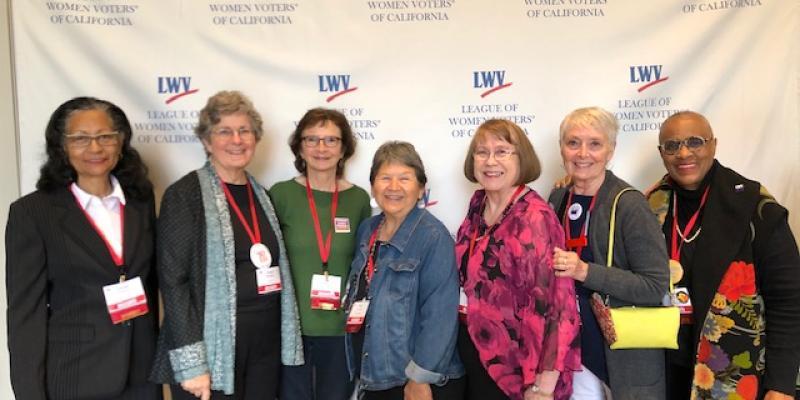 LWVO at LWVC Convention