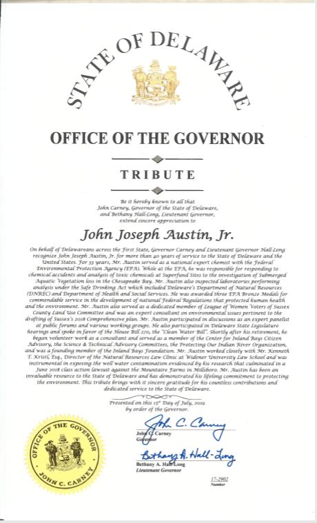 tribute to John Austin