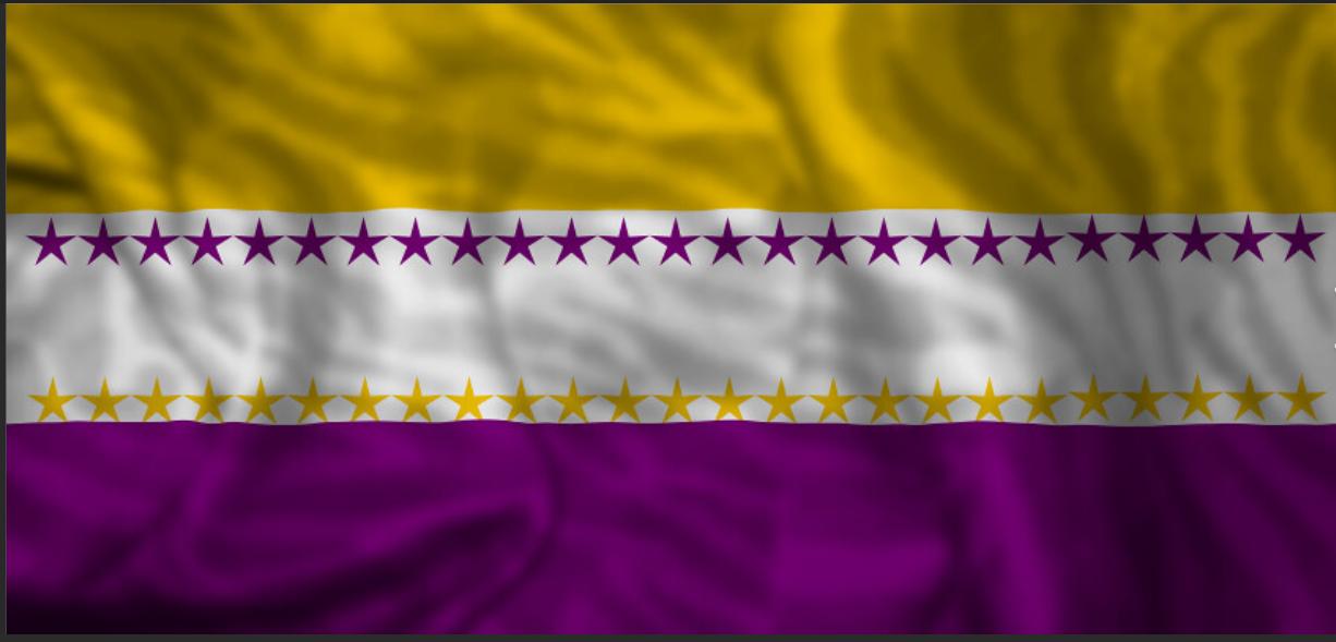 Suffrage flag