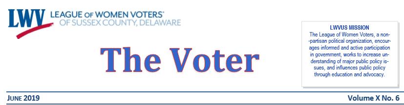 LWVSC The Voter