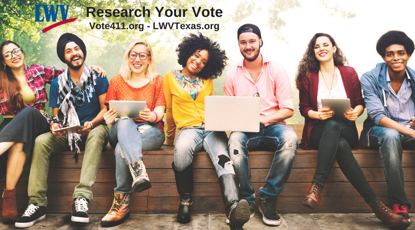 "young voters ""research your vote"""
