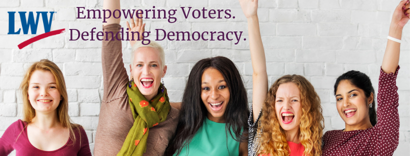 Women Empowering Voters Defending Democracy