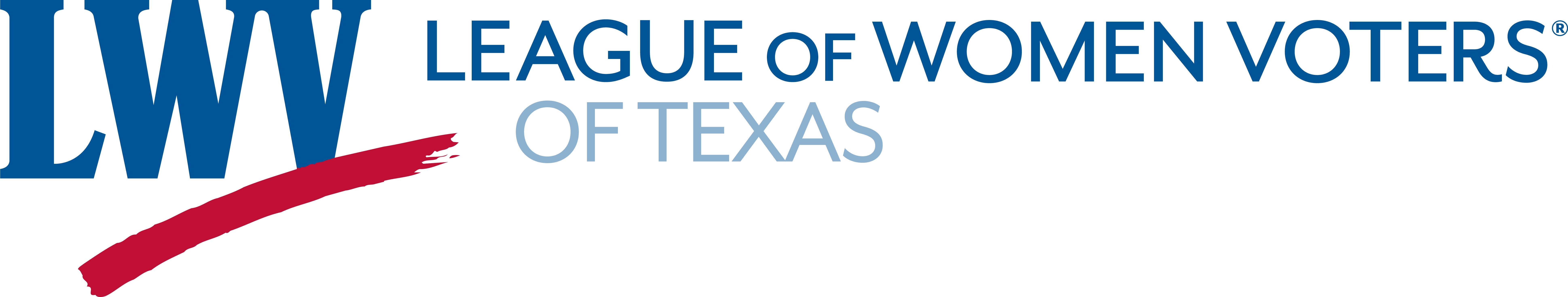 LWV Texas logo
