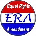 Equal Rights Amendment button