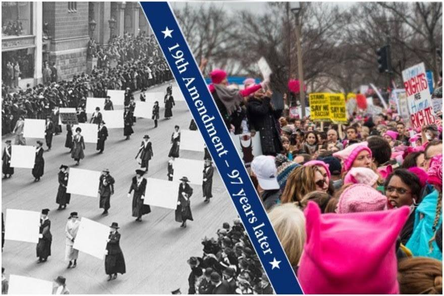 Women's Equality Day March 2016