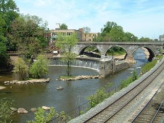 Cuyahoga River restoration