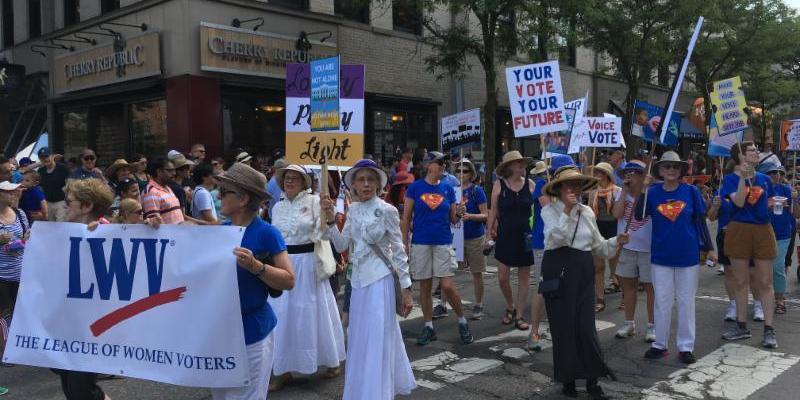 Ann Arbor 4th July Parade 2018
